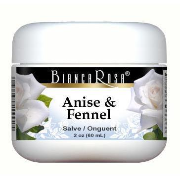 Anise and Fennel Combination - Salve Ointment