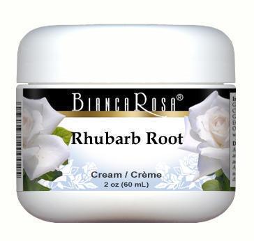 Rhubarb Root Cream