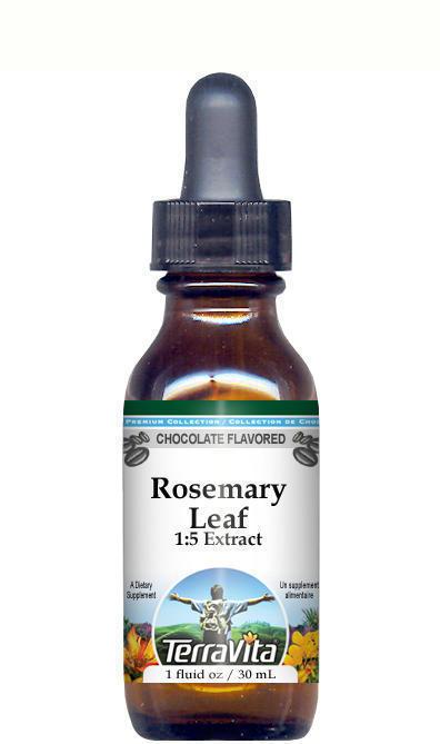 Rosemary Leaf Glycerite Liquid Extract (1:5)