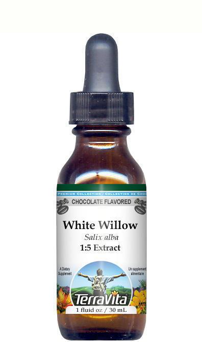 White Willow Bark Glycerite Liquid Extract (1:5)