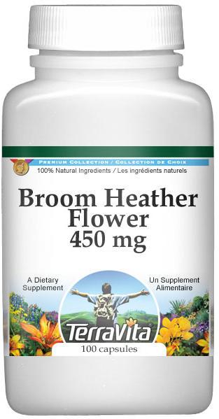 Broom Heather Flower - 450 mg