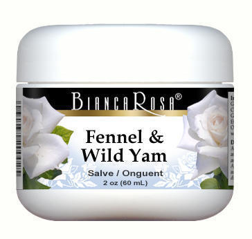 Fennel and Wild Yam Combination - Salve Ointment
