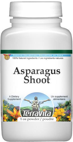 Asparagus Shoot Powder
