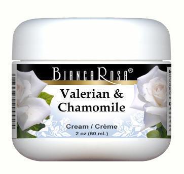 Valerian and Chamomile Combination Cream