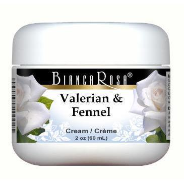 Valerian and Fennel Combination Cream