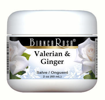 Valerian and Ginger Combination - Salve Ointment