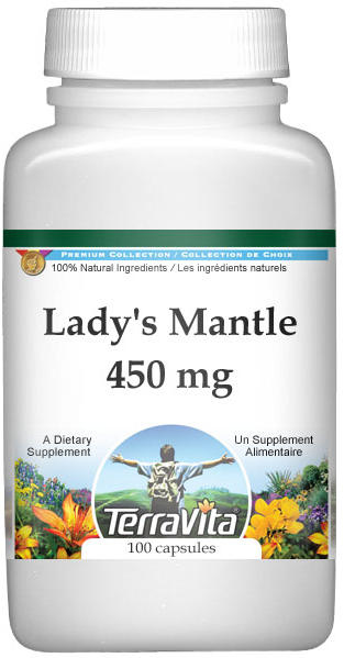 Lady's Mantle - 450 mg