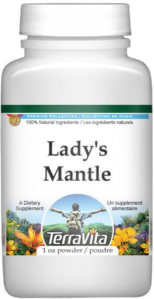 Lady's Mantle Powder
