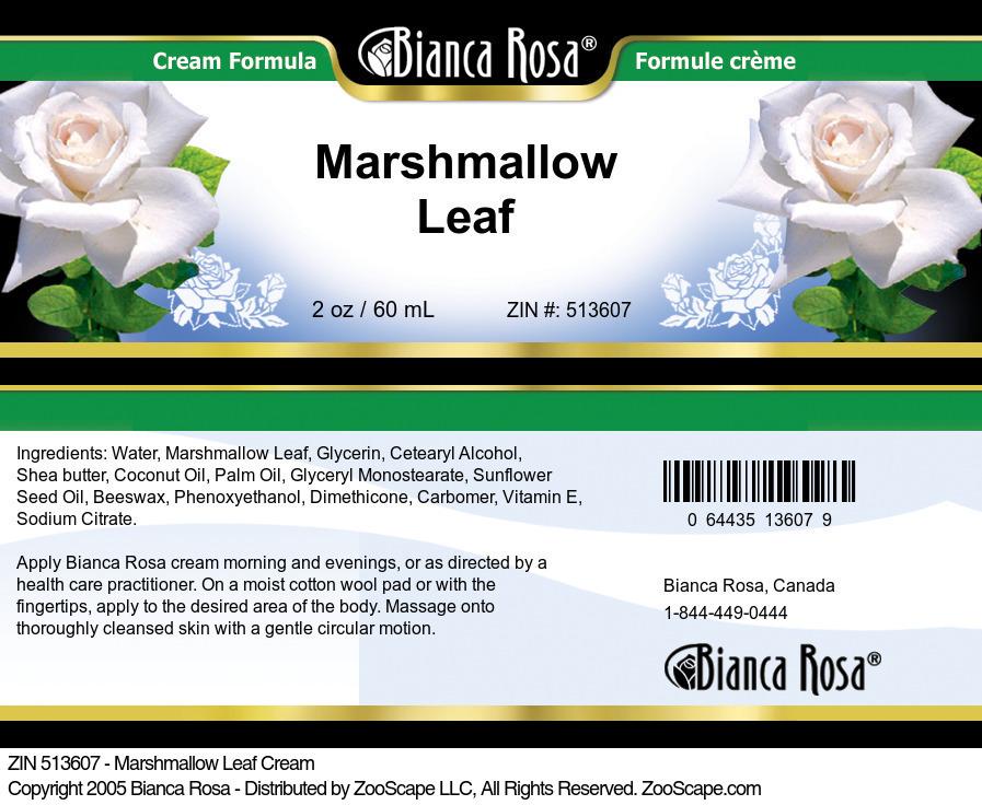 Marshmallow Leaf Cream