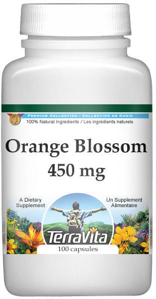 Orange Blossom - 450 mg