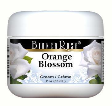 Orange Blossom Cream