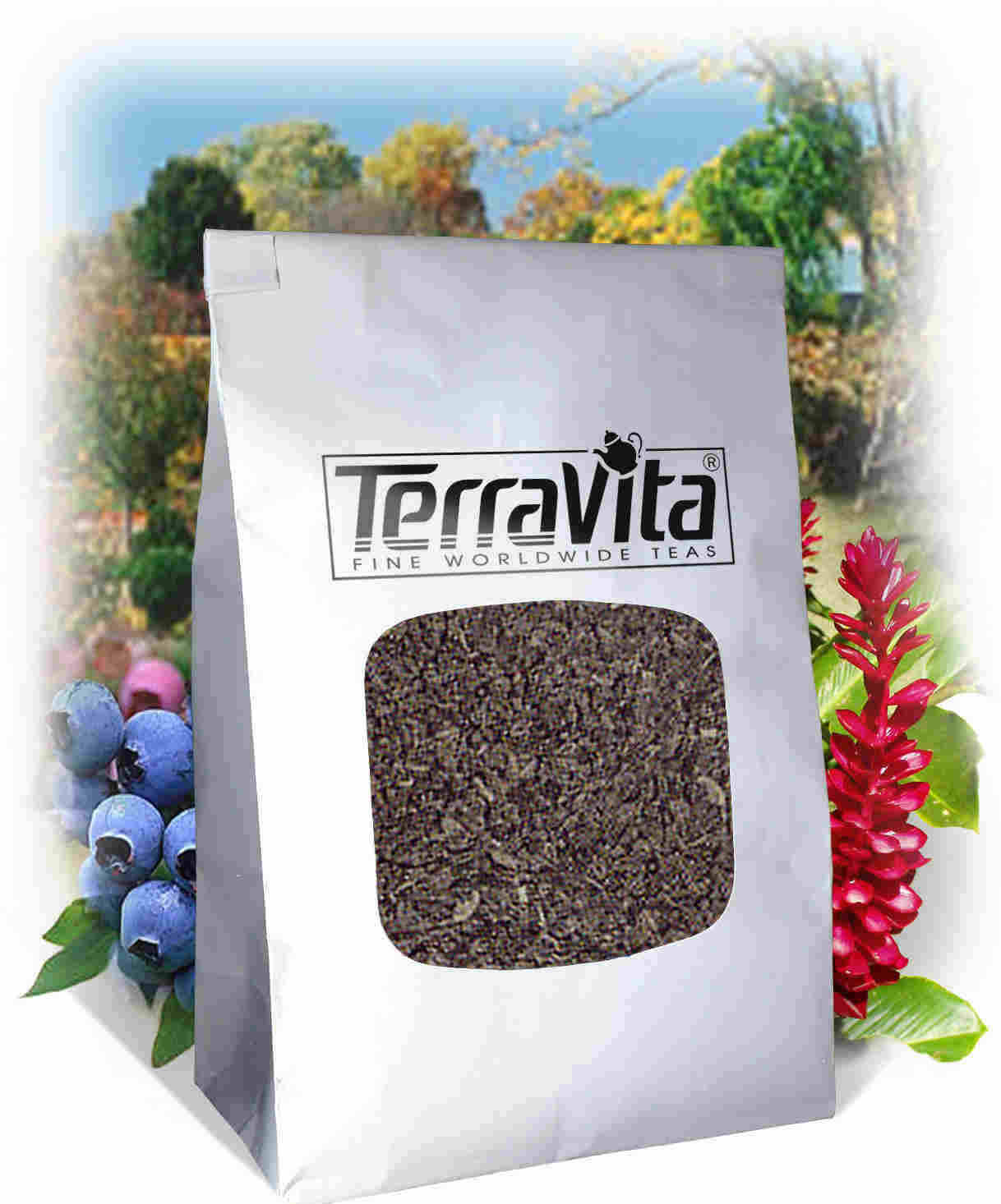 Red Beet Root Combination Tea (Loose) - Red Beet, Licorice Root, Fennel and Hawthorn