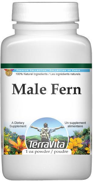 Male Fern Powder
