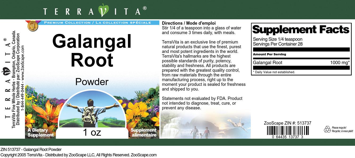 Galangal Root