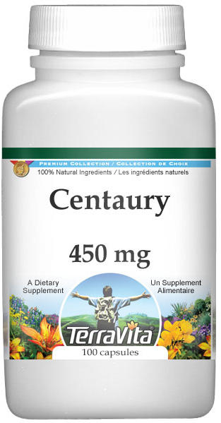 Centaury - 450 mg