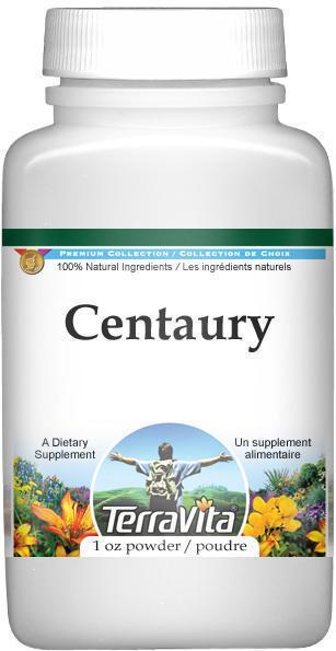 Centaury Powder