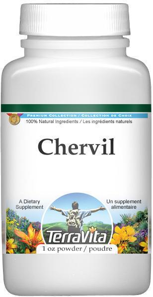 Chervil Powder