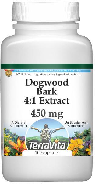 Dogwood Bark 4:1 Extract - 450 mg