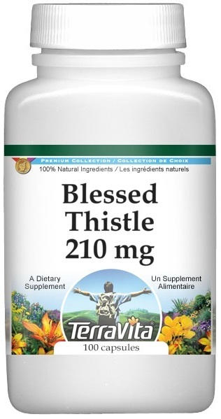 Blessed Thistle - 210 mg