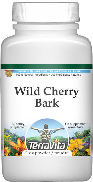 Wild Cherry Bark Powder