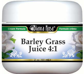 Extra Strength Barley Grass Juice 4:1 Extract Cream