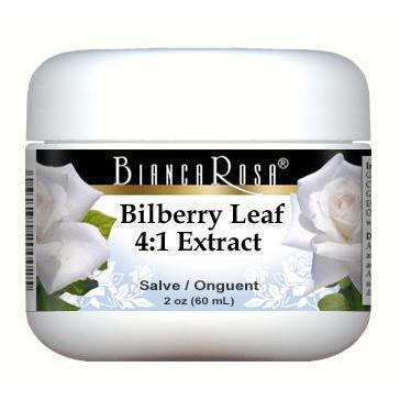 Bilberry Leaf 4:1 Extract
