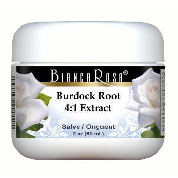 Extra Strength Burdock Root 4:1 Extract - Salve Ointment