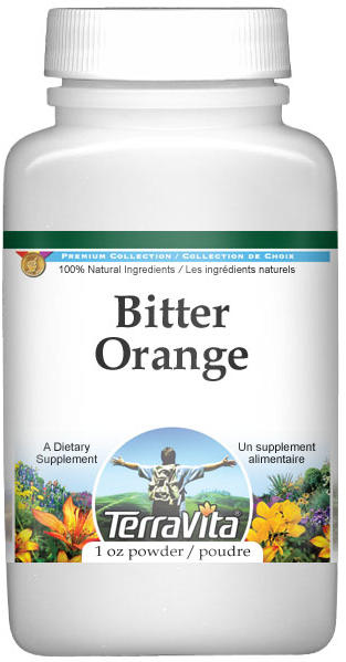 Bitter Orange Powder