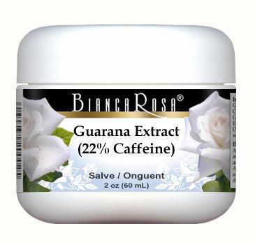 Guarana Extract (22% Caffeine) - Salve Ointment