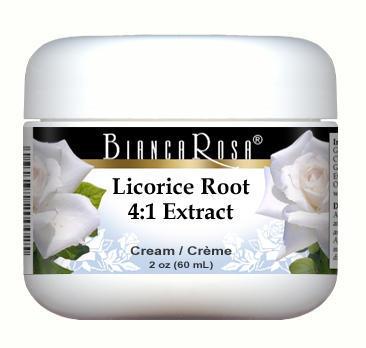 Extra Strength Licorice Root 4:1 Extract Cream