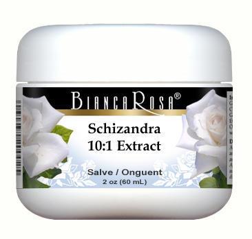 Extra Strength Schizandra (Wu Wuei Zi) 10:1 Extract - Salve Ointment