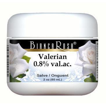 Valerian Extract (0.8% Valerenic Acids) - Salve Ointment