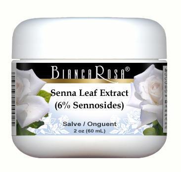 Senna Leaf Extract (6% Sennosides) - Salve Ointment