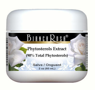 Phytosterols Extract (90% Total Phytosterols) - Salve Ointment