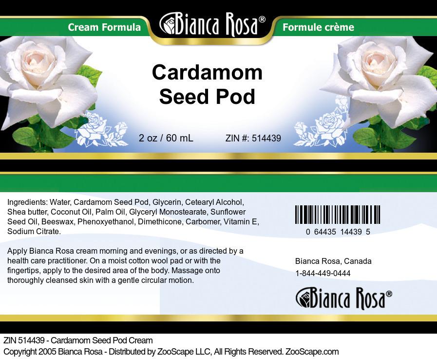 Cardamom Fruit / Seed Pod