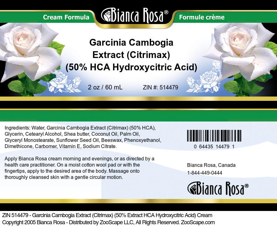 Garcinia Cambogia 50% HCA Extract
