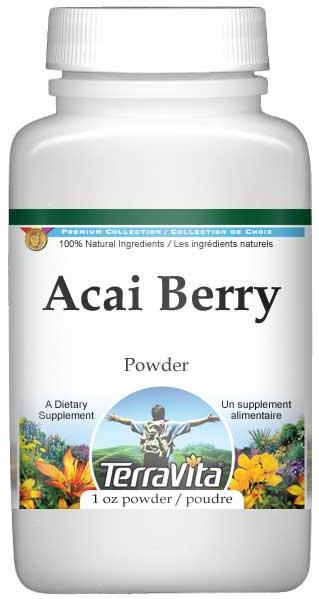 Acai Berry - Brazilian Fruit (Purple) - Powder