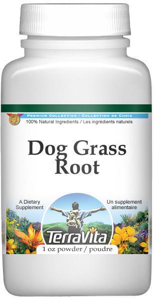 Dog Grass Root Powder