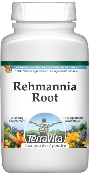 Rehmannia Root (Chinese Foxglove) Powder