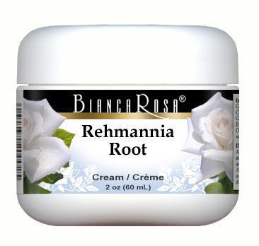 Rehmannia Root (Chinese Foxglove) Cream