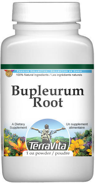 Bupleurum Root (Chai Hu) Powder