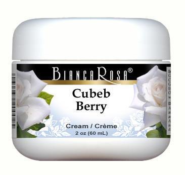 Cubeb Berry Cream