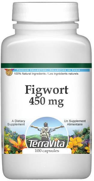 Figwort - 450 mg