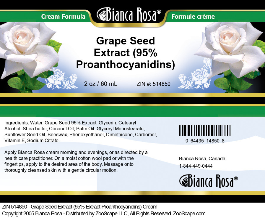 Grape Seed Extract 95%