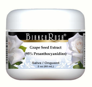 Grape Seed Extract (95% Proanthocyanidins) - Salve Ointment