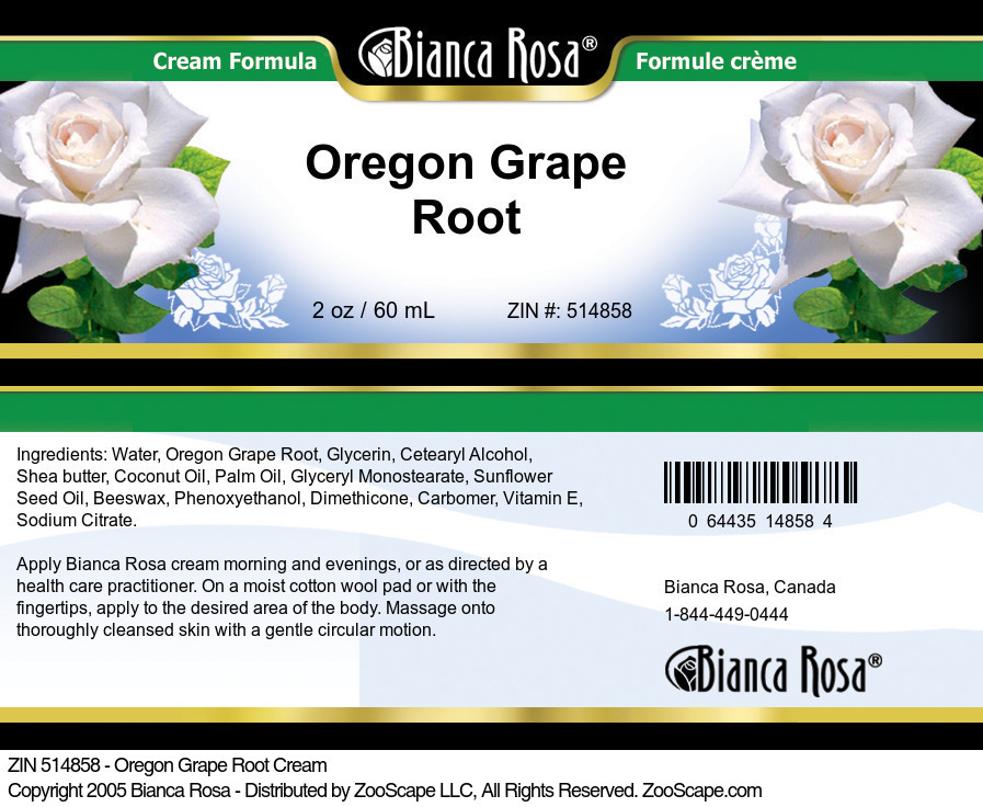 Oregon Grape Root