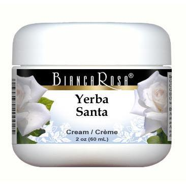 Yerba Santa Leaf Cream
