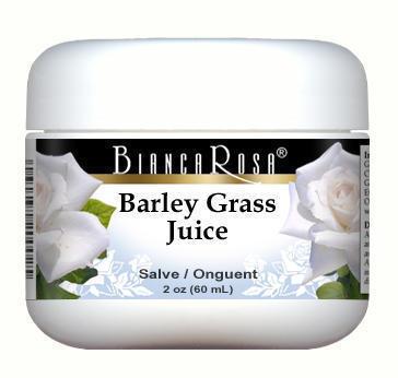 Barley Grass Juice - Salve Ointment