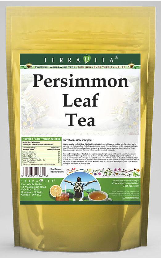 Persimmon Leaf Tea