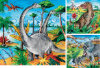 Dinosaurs - 49 Pieces - Set of 3